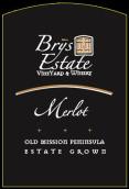 布里酒庄梅洛红葡萄酒(Brys Estate Merlot,Old Mission Peninsula,USA)
