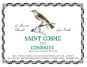 圣戈斯酒庄圣戈斯孔得里约白葡萄酒(Saint Cosme, Condrieu, France)