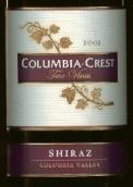哥伦比亚山峰西拉干红葡萄酒(Columbia Crest Syrah, Washington, USA)