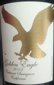 金鹰赤霞珠干红葡萄酒(Golden Eagle Cabernet Sauvignon,California,USA)
