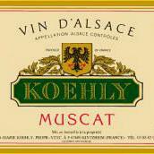库利麝香白葡萄酒(Koehly Muscat,Alsace,France)