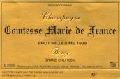 保罗巴拉玛丽伯爵夫人极干型香槟(Champagne Paul Bara Comtesse Marie de France Brut,Champagne,...)