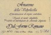 戴福诺阿玛罗瓦坡里西拉干红葡萄酒(Romano Dal Forno Amarone della Valpolicella,Veneto,Italy)