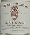 帕拉齐诺酒庄大桑尼斯红葡萄酒(Podere Il Palazzino Grosso Sanese, Chianti Classico, Italy)