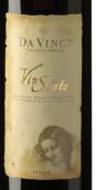 里奥纳多酒庄达芬奇桑托白葡萄酒(Leonardo da Vinci Da Vinci Vin Santo, Tuscany, Italy)