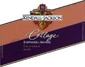 肯德杰克逊调色板仙粉黛-西拉干红葡萄酒(Kendall Jackson Collage Zinfandel - Shiraz, California, USA)