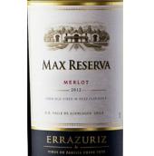伊拉苏马克西珍藏梅洛干红葡萄酒(Errazuriz Max Reserva Merlot, Aconcagua Valley, Chile)
