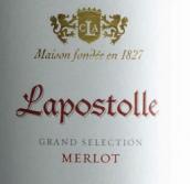 拉博丝特特级精选梅洛干红葡萄酒(Casa Lapostolle Grand Selection Merlot,Rapel Valley,Chile)