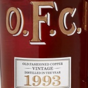 OFC老式铜制蒸馏器纯波本威士忌(O.F.C.Old Fashioned Copper Straight Bourbon Whiskey,Kentucky...)