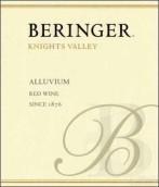 """贝灵哲""""冲积层""""干红葡萄酒(Beringer Alluvium Red, Knights Valley, USA)"""