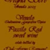 戴福诺西乐园帕斯托甜红葡萄酒(Romano Dal Forno Vigna Sere Passito Red,Veneto,Italy)