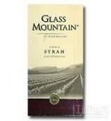 Glass Mountain by Markham Syrah,California,USA