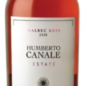 贝托纳庄园精选马尔贝克桃红葡萄酒(Humberto Canale Estate Rose de Malbec,Rio Negro,Argentina)