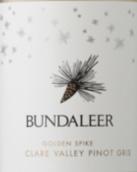 布达里尔金钉子灰皮诺干白葡萄酒(Bundaleer Golden Spike Pinot Gris,Clare Valley,Australia)