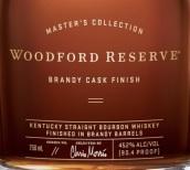 伍德福德珍藏大师系列白兰地桶陈纯波本威士忌(Woodford Reserve Master's Collection Brandy Cask Finish ...)