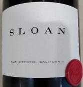 斯隆干红葡萄酒(Sloan, Napa Valley, USA)