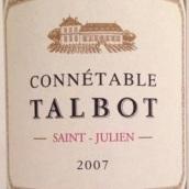 大宝陆军统帅干红葡萄酒(Connetable Talbot,Saint-Julien,France)