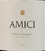 埃米希赤霞珠干红葡萄酒(Amici Cabernet Sauvignon,Napa Valley,USA)