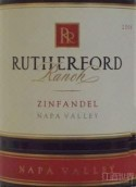 Rutherford Ranch Zinfandel, Napa Valley, USA