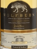 狼灼北国苏格兰单一麦芽威士忌(Wolfburn Northland Single Malt Scotch Whisky,Highlands,UK)