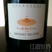 瑟洛斯白中白特级园米勒斯梅香槟(Jacques Selosse Blanc de Blancs Grand Cru Brut Millesime,...)