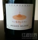 瑟洛斯白中白特级园米勒斯梅香槟(Jacques Selosse Blanc de Blancs Grand Cru Brut Millesime, Champagne, France)