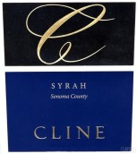 赛琳酒庄加州西拉干红葡萄酒(Cline Cellars California Syrah, California, USA)