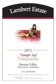 兰伯特极致诱惑丹魄干红葡萄酒(Lambert Estate Tempt Me Tempranillo,Barossa Valley,Australia)