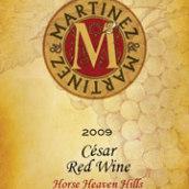 马丁尼凯撒干红葡萄酒(Martinez&Martinez Winery Cesar Red Wine,Washington,USA)