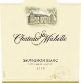 圣密夕长相思干白葡萄酒(Chateau Ste. Michelle Sauvignon Blanc, Columbia Valley, USA)