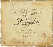 里奥纳多酒庄圣托伊波利托干红葡萄酒(Cantine Leonardo da Vinci S.to Ippolito,Tuscany,Italy)
