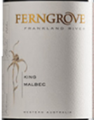 芬格富金马尔贝克干红葡萄酒(Ferngrove King Malbec, Frankland River, Australia)
