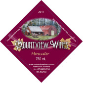山景莫斯卡托干白葡萄酒(Mountview Wines Moscato,Queensland,Australia)