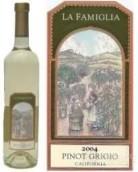 蒙大维灰皮诺干白葡萄酒(Robert Mondavi Winery Pinot Grigio, California, USA)