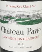 柏菲酒庄红葡萄酒(Chateau Pavie,Saint-Emilion Grand Cru Classe,France)