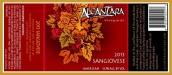 阿尔坎塔拉桑娇维塞干红葡萄酒(Alcantara Sangiovese,USA)
