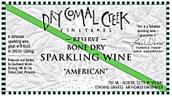 科莫溪法国鸽笼白干型起泡酒(Dry Comal Creek Vineyards French Colombard Sparkling Bone ...)