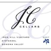 杰夫科恩铁丘园仙粉黛干红葡萄酒(JC Cellars Iron Hill Vineyard Zinfandel,Sonoma Valley,USA)