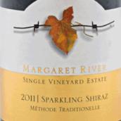 巴克特斯单一葡萄园西拉起泡酒(Becketts Flat Single Vineyard Estate Shiraz Sparkling,...)