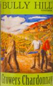 布利山种植者系列霞多丽干白葡萄酒(Bully Hill Vineyards Growers Chardonnay,New York,USA)