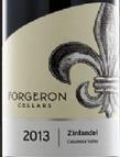 铁匠铺酒庄普里米蒂沃干红葡萄酒(Forgeron Cellars Primitivo,StoneTree Vineyard,USA)