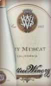 维沙托麝香甜白葡萄酒(V.Sattui Dry Muscat,California,USA)