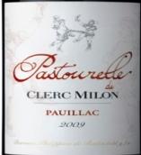 克拉米伦酒庄副牌干红葡萄酒(Pastourelle de Clerc Milon, Pauillac, France)