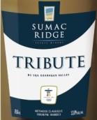 苏马克里奇贡品起泡酒(Sumac Ridge Estate Sparkling Tribute,Okanagan Valley,Canada)