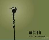 柯维德欢笑霞多丽干白葡萄酒(Corvidae Wine Co.Mirth Chardonnay,Columbia Valley,USA)