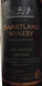 斯沃特酒庄西拉红葡萄酒(Swartland Winery Shiraz,Swartland,South Africa)