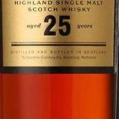 图里巴丁25年苏格兰单一麦芽威士忌(Tullibardine Aged 25 Years Single Malt Scotch Whisky,...)