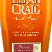 以利亚克雷格小批1789肯塔基纯波本威士忌(Elijah Craig Small Batch 1789 Kentucky Straight Bourbon ...)