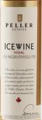 皮勒签名系列威代尔冰白葡萄酒(Peller Estates Signature Series Vidal Blanc Icewine, Niagara Peninsula, Canada)
