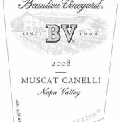柏里欧大师典藏麝香甜白葡萄酒(Beaulieu Vineyard BV Maestro Collection Muscat de Beaulieu,...)